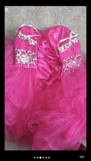 Homecoming/prom dress for Sale in Tampa, FL