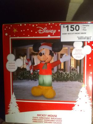 Mickey mouse yard decoration for Sale in Lakewood, WA
