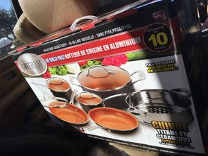 Cooking pans for Sale in Dallas, TX
