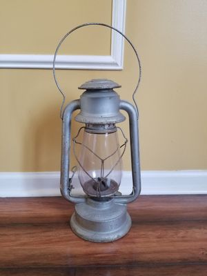 Hibbard Spencer Bartlett Co. Antique oil lamp for Sale in South Elgin, IL