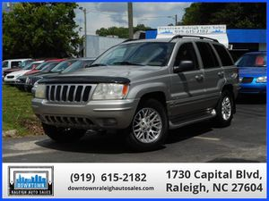2003 Jeep Grand Cherokee for Sale in Raleigh, NC