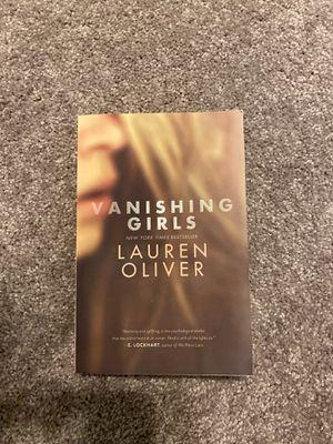 Vanishing girls book for Sale in Tucson, AZ
