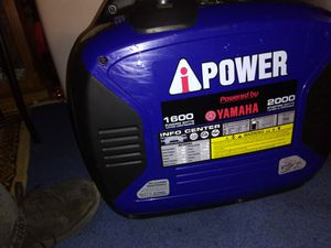 Yamaha generator super quiet for Sale in Bethel Island, CA