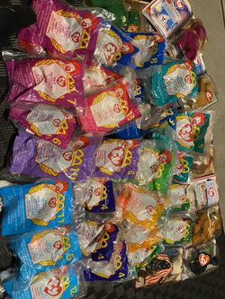McDonald's Beanie Babies Collection for Sale in Sacramento,  CA