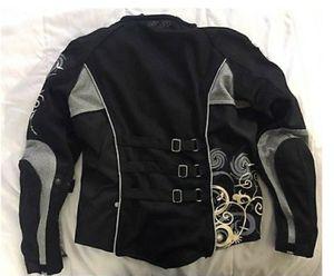 Joe Rocket women motorcycle racing jacket with pads. for Sale in Belleville, IL