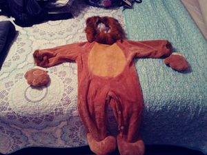 Lion infant costume for Sale in Lake Mary, FL