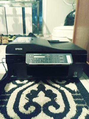 Epson fax printer wireless for Sale in San Antonio, TX