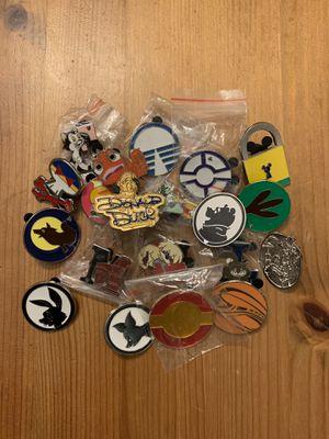 Random Disney Pin packs - 20 Pins for Sale in Brea, CA