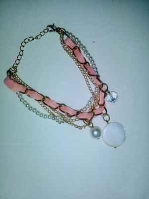 Pretty Pink and Gold bracelet for Sale in Post Falls, ID