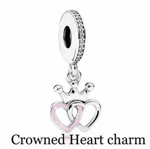 NIP CROWNED HEARTS CHARM for Sale in Philadelphia, PA