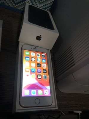 Pink Apple iPhone 7 factory unlocked for Sale in Glenview, IL