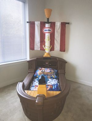 Little Tikes Pirate Bed for Sale in Washington, DC
