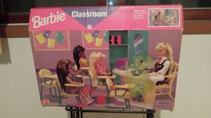Barbie classroom by Mattel for Sale in Des Moines, IA