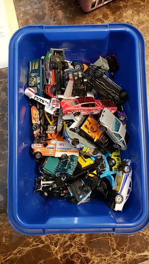 Hotwheels and Toy car collection for Sale in Everett, WA