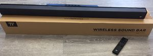 WIRELESS 🎚SOUND BAR 🎚BLUETOOTH for Sale in Chino Hills, CA