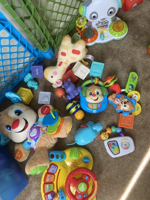 Lot of baby toys for Sale in Los Angeles, CA