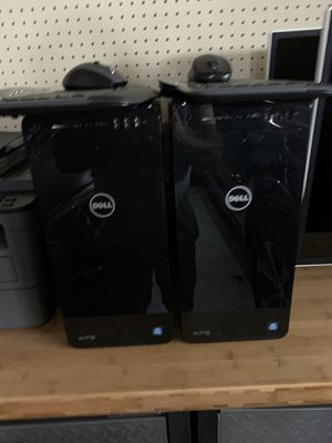 Dell desktop and monitor for Sale in Cypress, TX