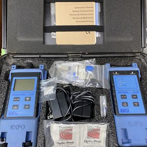 Exfo Fiber Optic Tester & Laser Source for Sale in Saint Joseph, MO