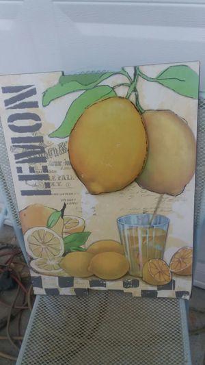 """Melrose International """"Lemon"""" Picture for Sale in Redlands, CA"""