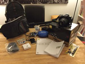 Nikon D90 kit for Sale in Scottsdale, AZ