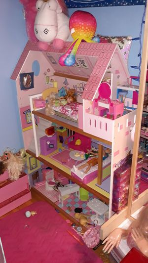Barbie doll house for Sale in Jersey City, NJ