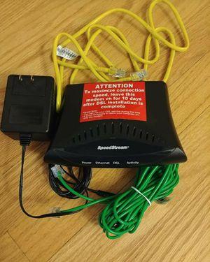 Speedstream 5100 adsl modem for Sale in Palatine, IL