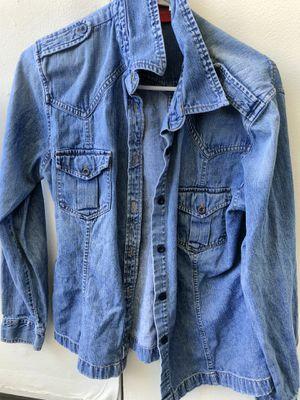 Levi's women denim jean jacket size XL make offer for Sale in Phoenix, AZ
