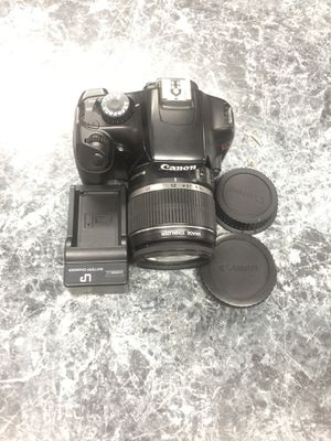 Canon T3 camera with accessories for Sale in Washington, DC