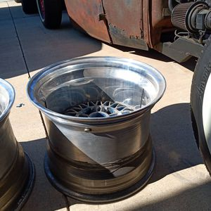 Simmons 15x11.5 15x8.5 5x130 4x114.3 5 5x114.3 5x4.5 for Sale in Riverside, CA