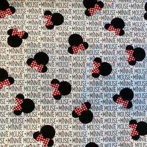 Disney Minnie Mouse Ears Fabric Cotton for Sale in Los Angeles, CA