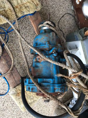 1.91 : 1 Borg Warner marine transmission for Sale in Port St. Lucie, FL