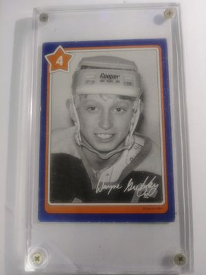 Wayne Gretzky youth card for Sale in Waterbury, CT