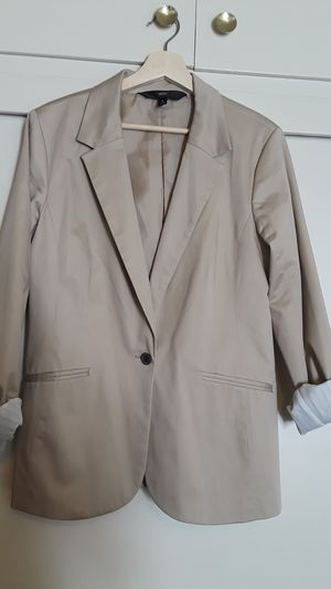 Women's light brown blazer size L for Sale in Los Angeles, CA