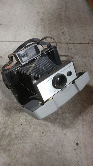 Vintage Polaroid 215 Camera with Case for Sale in Joliet, IL