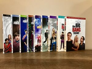 The Big Bang Theory, Seasons 1-9 for Sale in Harrisonburg, VA
