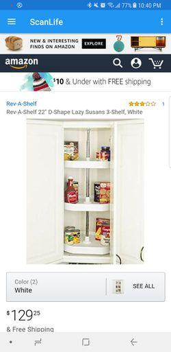Rev a shelf Lazy Susan! for Sale in Aurora,  CO