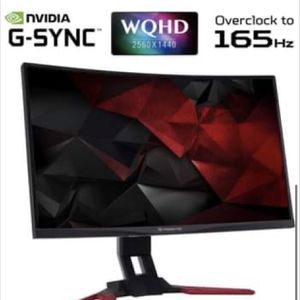 "Acer Predator curved gaming monitor 32"" (New) for Sale in San Diego, CA"