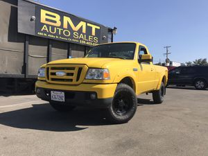 2007 FORD RANGER SINGLE CAB SPORT for Sale in Fresno, CA
