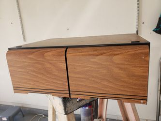 Dvd/cd 2 drawer cabinet holds over 50 DVDs $10 for Sale in Fresno,  CA