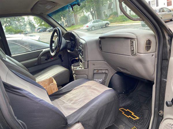Chevy astro van