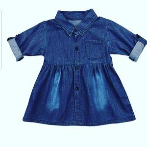 Blue Jean Denim Dress for Sale in Baton Rouge, LA