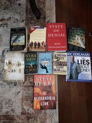 Books for sale $5 each for Sale in Alexandria, VA