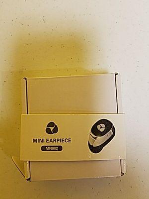 Mini earpiece wireless bluetooth earbuds for Sale in Nashville, TN