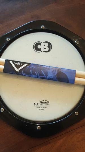 Remo drum head practice pad. for Sale in Stockton, CA