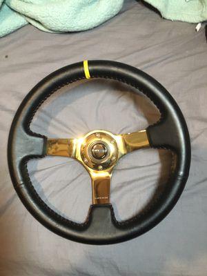 NRG INNOVATION steering wheel for Sale in Falls Church, VA