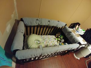 Soft crib rail covers for Sale in Imperial, MO