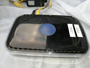 NETGEAR N600 Dual Band Wi-Fi Router (WNDR3400) for Sale in Lemon Grove, CA