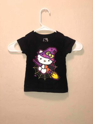 2T Hello Kitty Halloween Shirt for Sale in Tolleson, AZ