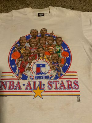 NBA 1989 All Stars Shirt for Sale in Graham, WA