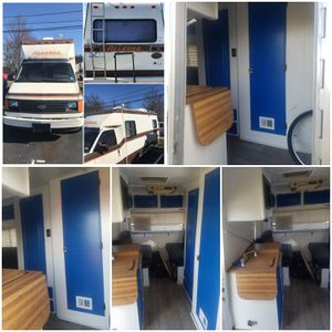 1887 Chevy Mini RV for Sale in Suitland, MD